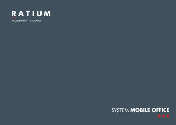 Ratium System Mobile Office